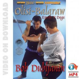 菲律賓Olisi Balaraw (匕首劍)的使用