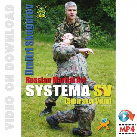 Russian Martial Art Systema SV Training Program Vol1