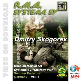 RMA Systema SV Seminar Paderborn, Germany Vol-1