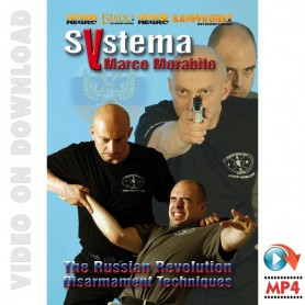 Russian Systema Disarm techniques