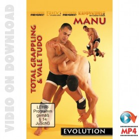 Total Grappling y Vale Tudo Vol 2 Evolution