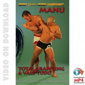Total Grappling y Vale Tudo Escapes y Finalizaciones
