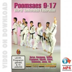 Taekwondo WTF Superior Poomsae