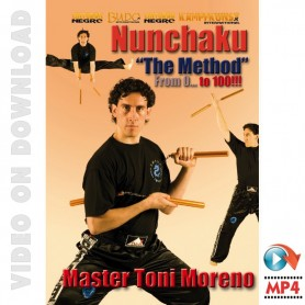 Nunchaku - O Método do 0 ao 100%