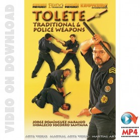 Tolete Canario Traditional & Police Weapon