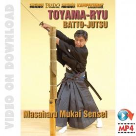 Toyama Ryu Batto Jutsu