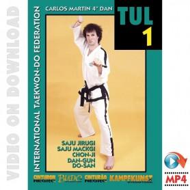 Taekwondo ITF Tul Vol 1