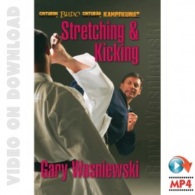 TY-GA Karate Stretching - Kicking