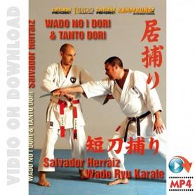 Karate Wado Ryu - I Dori, Tanto Dori, Shitei Kata