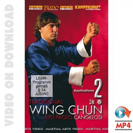 Wing Chun traditionell Vol 2