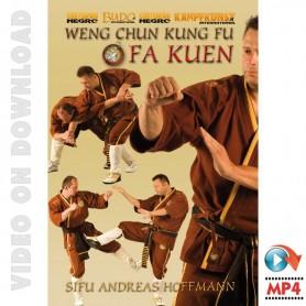 Weng Chun Kung Fu Fa Kuen