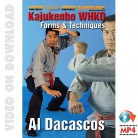 Kajukenbo Formas y Tecnicas