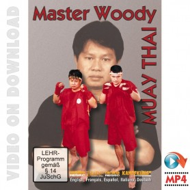 Muay Thai Master Woody