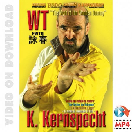 Wing Tsun The Myth of the Wooden Dummy