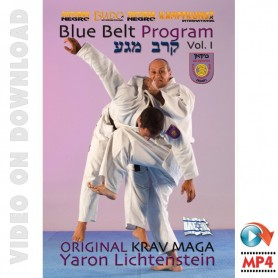 Original Krav Maga Blue Belt program Vol1