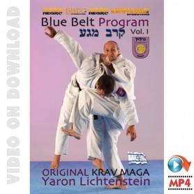 Krav Maga Programa de Cinturon Azul Vol1