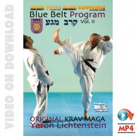 Original Krav Maga Blue Belt program Vol2