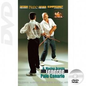 DVD Acosta加納利棍棒術