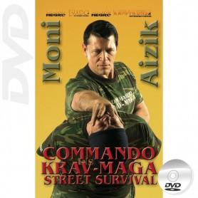 DVD Commando Krav Maga Street Survival