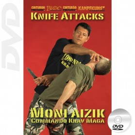 DVD Commando Krav Maga Knife Attacks