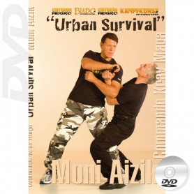 DVD Commando Krav Maga Urban Survival
