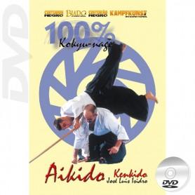 DVD Aikido 100% Kokkyu Nage