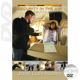 DVD Airplane Security Sécurité aérienne