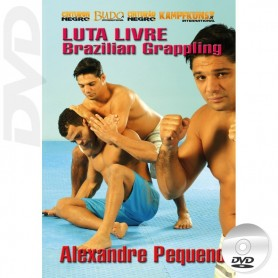 DVD MMA Brazilian Grappling