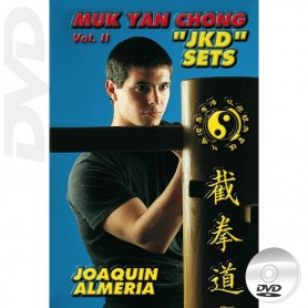DVD Wooden Dummy Jeet Kune Do Sets