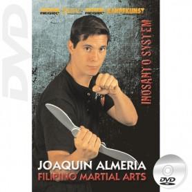 DVD Filipino Martial Arts Inosanto System