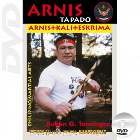DVD Arnis Tapado Single Stick