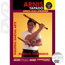 DVD Arnis Tapado Double Stick