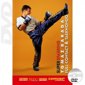 DVD Super Sparring! Full Contact & Taekwondo