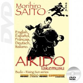 DVD Takemusu Aikido Manos Vacias