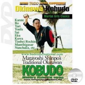 DVD Traditional Okinawa Kobudo