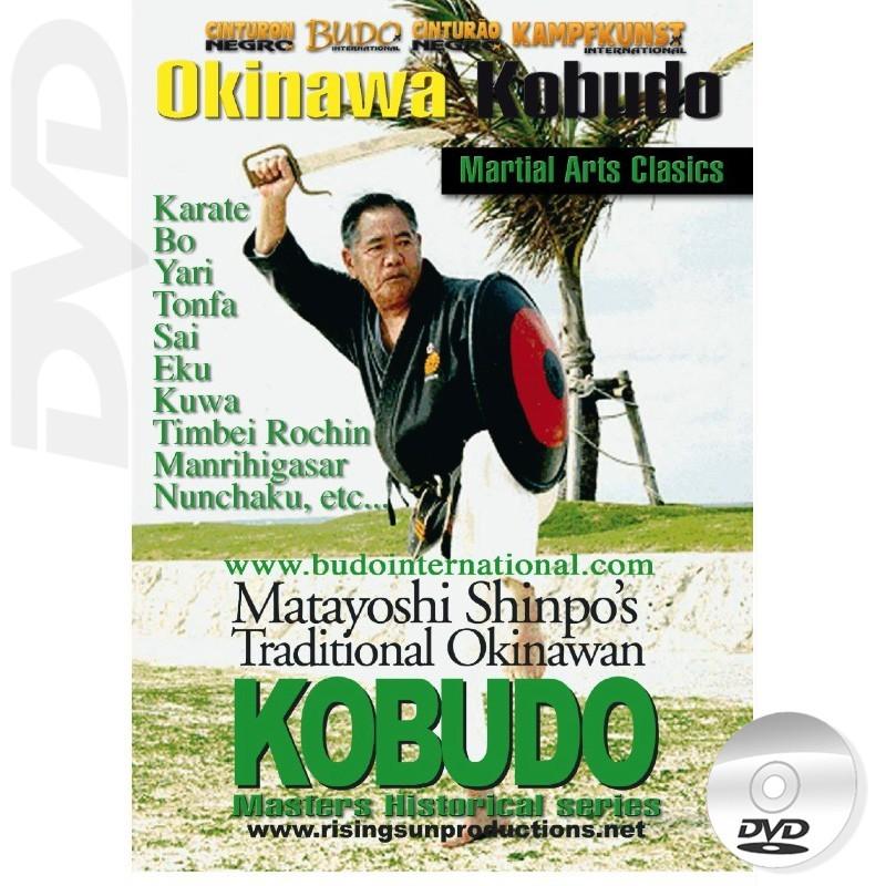 DVD Traditional Okinawa Kobudo