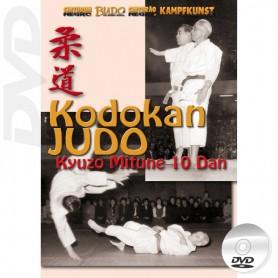 DVD Kodokan Judo Mifune