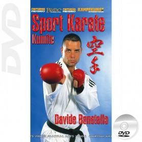 DVD Kumite Karate sportivo