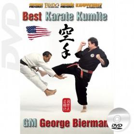 DVD Best Karate Kumite