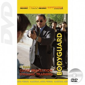 DVD Bodyguard Dynamic Training