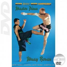 DVD Muay Thai Boran Master Pimu