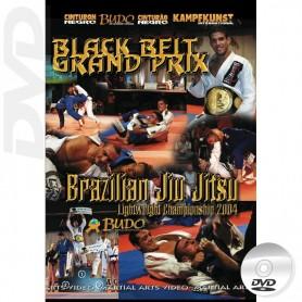 DVD Brazilian Jiu Jitsu Black Belt Grand Prix