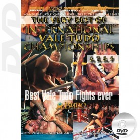 DVD Vale Tudo The Very Best of IVC 6 y 9