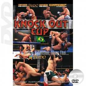 DVD Knock-Out Cup MMA
