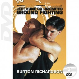 DVD Jeet Kune Do Unlimited Ground Fighting