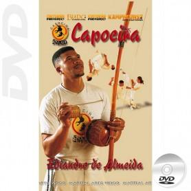 DVD カポエイラ:SenzalaのBanzo