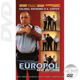 DVD Europol Techniques d'Intervention