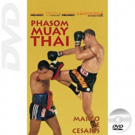 DVD Phasom Muay Thai