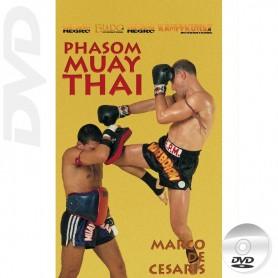 DVD Phasom Muay Thai