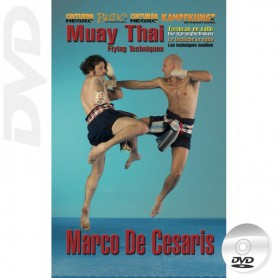 DVD Muay Thai Boran Flying Techniques